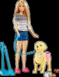 Barbie Paseo Perrito