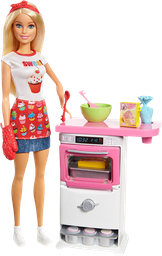 Barbie Chef Pastelitos