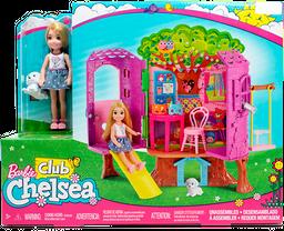 Barbie Chels Casa Arbol