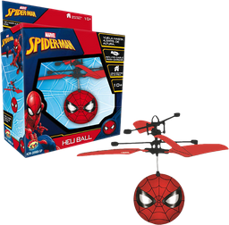 Heli Ball Spiderman