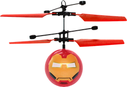 Heli Ball Ironman