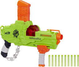 Nerf Zombie Rvreaper