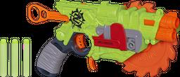 Nerf Zombie Crosscut