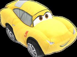 &Cars 3 Peluche Cruz