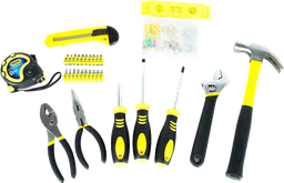 Herramientas Toolrich Kit x 125 Piezas Metal