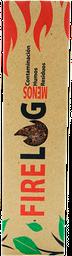 Leño Chimenea Llama 1.2kg Ecológico