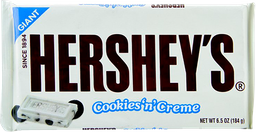 Barra de Chocolatina Hershey's 184gr