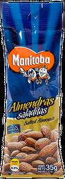 Almendra Saladita Manitoba 35gr