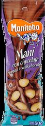 Maní Con Chocolate Manitoba 50gr