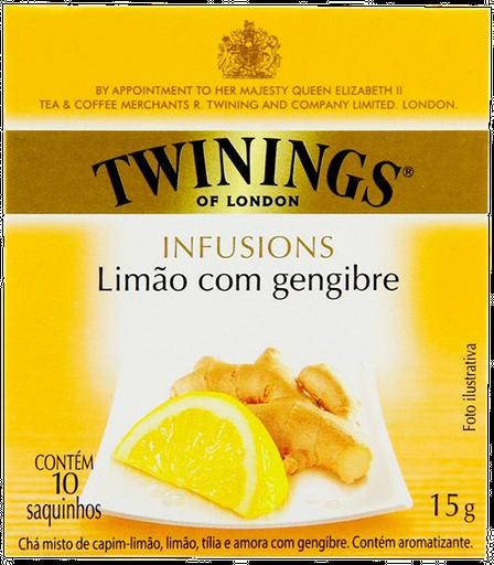 Set de 10 Bolsas Infusión Jengibre Twinings 15gr a domicilio en ... 3bc795e0169f