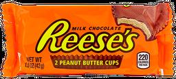Chocolates de Mantequilla de Mani Reeses 42gr