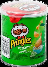 Papas Pringles Cebolla 40gr