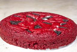 Torta Red Velvet con Oreo Grande
