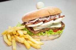 🍔 Hamburguesa Especial