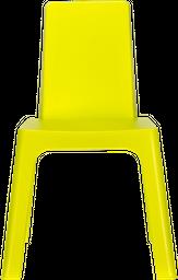 Silla Auxiliar Julieta Kids 37.5*40*58 Plastico Verde
