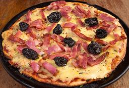 Pizza de Tocineta Ciruela