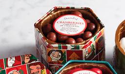 Cranberries con Chocolate Somos Sociedad