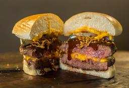 Hamburguesa Jack BBQ Signature