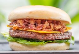 🍔Combo Hamburguesa BBQ Mis Carnes