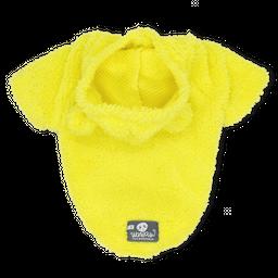 Saco orejas amarillo