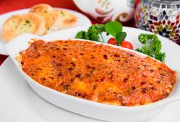 Lasagna de Espinaca y Queso Ricotta