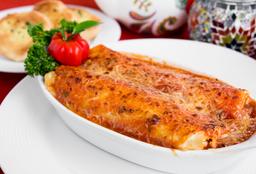 Cannelloni de Pollo