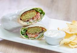 🌯 Shawarma Arak Falafel