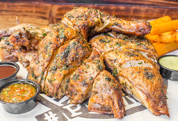 1 Pollo Entero Artesanal
