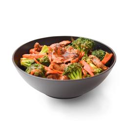 Carne Brócoli