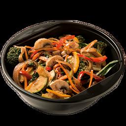 🥡 Vegetales al Wok