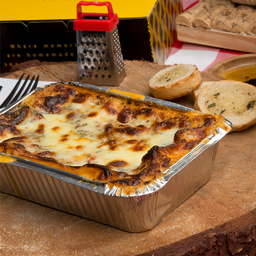 🍲 Lasagna Meat & Chick Para Hornear en Casa