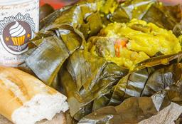 Desayuno Combo  Tamal -Casero