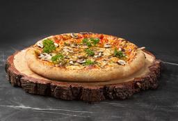 Pizza Di Fungi