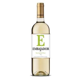 Vino Sauvignon Blanc Embajador X 750Ml