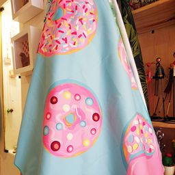 Toalla Microfibra Donuts