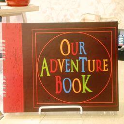 Álbum our adventure