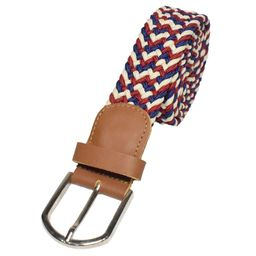 Cinturón Azul/Rojo/Blanco