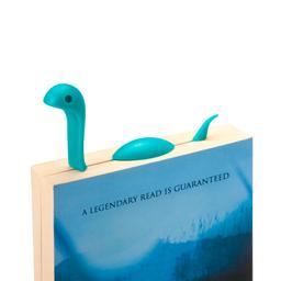 Separador de libros Nessie tale turqueza