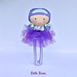Muñeca Pequeña Ruth Rosas.