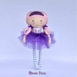 Muñeca Pequeña Maria Paris.