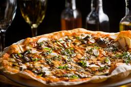 Pizza Mela Manzana