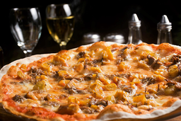 Pizza Cartagenera