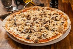 Pizza Pollo E Funghi