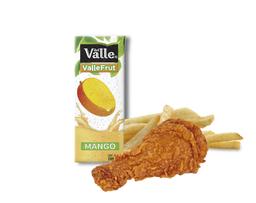 Presa de Pollo Apanado