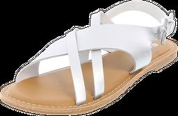 Sandalias planas Tapsy para mujer