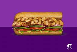 Sándwich Sub Carne BBQ (Lunes)