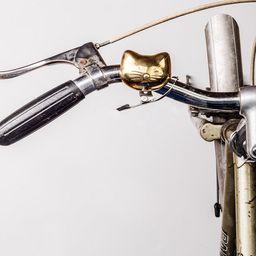 "Campana para bicicleta ""cat bike bell"""
