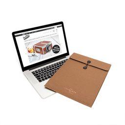 """Protector portatil """"the envelope"""""""
