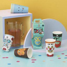 "Vasos ""party cups"""