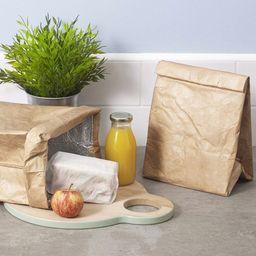 "Lonchera ""Brown Paper Bag"""